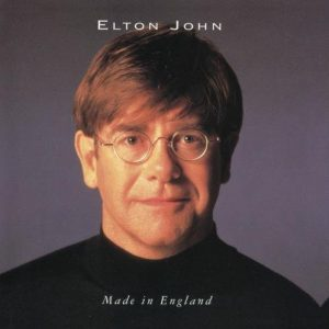 Elton John Made in England